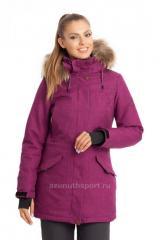 Женское зимнее женское пальто, парку