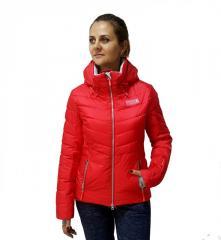 Женская зимняя термо куртка River