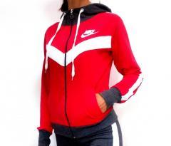 Женская трикотажная мастерка Nike.лицензия