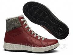 Ботинки женские красные Grisport Waterproof