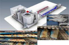 Spiral Conveyor freezing Systems