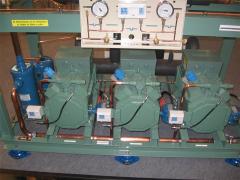 Холодильные централи на компрессорах Bitzer