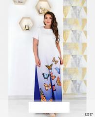 Платье женское летнее большие размеры 50-62