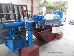 Systems of water purification from a pulp and