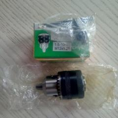 Патрон сверлильный ПС 10 (1.5-10) М12х1.25