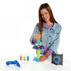 Дох-Винчи набор c пластилином Микшер цветов