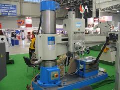 Radial-drilling machine of fashions. Z3050x16/1 (analog 2A554)