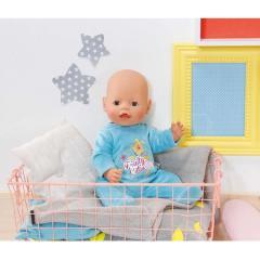 Комбинезон велюровый для куклы Baby Born Zapf