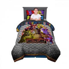 Комплект постельного белья двухсторонний Пять