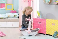 Кресло люлька Удобное путешествие для куклы Baby