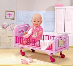 Кроватка для куклы Baby Born Zapf Creation 820247