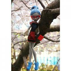 Кукла монстер хай Гулия Йелпс Скариж Monster High