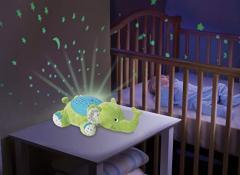 Ночник проектор слоник Эдди Summer Infant Slumber