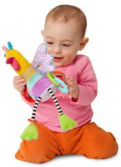 Развивающая игрушка-подвеска - УТКА