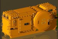 Аппарат управления пуском электропривода горной машины  АПМ1У.К