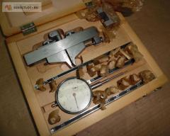 Тангенциальный зубомер 2-10мм
