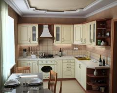 Kitchens from the producer