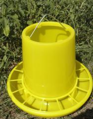 Convenient, universal bird feeder