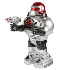 Робот интерактивный Робокоп на английском...