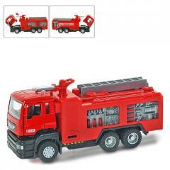 Пожарная машина инерционная со светом и звуком