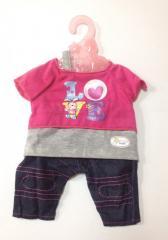 Одежда Комплект для куклы пупса BABY BORN