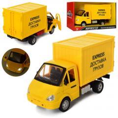 Машина инерционная Экспресс доставка грузов 9077