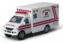Машина инерционная Скорая помощь Спасательная