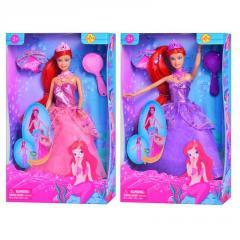 Кукла Defa Lucy 8188 Русалочка - Принцесса