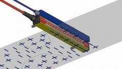 Антистатическое оборудование снятия заряда статики