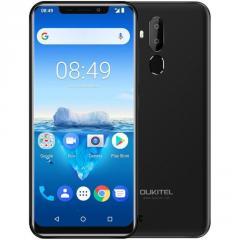 Смартфон Oukitel c12 Pro Black 2/16Гб ,6,18