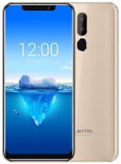 Смартфон Oukitel c12 Pro (Gold) 2/16Гб ,6,18