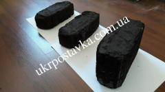 Уголь, топливные торфяные брикеты