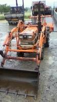 The Kubota B1702D minitractor, minitrakto to buy a