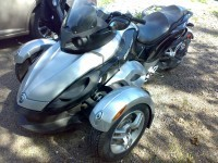 BRP Spyder Rotax motorcycle