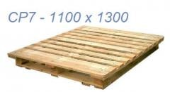 Поддоны Pallets CP7 - 1100 x 1300