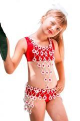Костюм детский для pole dance Borodina Antonina
