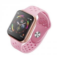 Смарт-часы (Smart watch) F9s черно-салатовые,