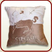 "Pillow souvenir ""Sagittarius"