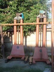 Электромеханический подъёмник на 9 тонн