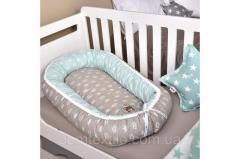Кокон для младенца + подарок, код: 8-31558