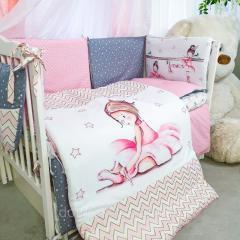 Комплект детского постельного белья Акварели 2