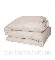 Зимнее пуховое кассетное одеяло 140*205