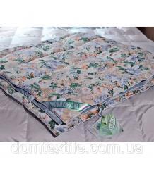 Летнее пуховое стеганое одеяло 140*205