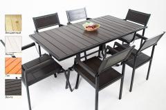 Комплект мебели Бристоль (1+6)