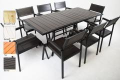 Комплект мебели Бристоль (1+8)