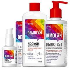 Комплексный набор Демолан Форте / Demolan Forte ® 3в1