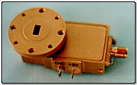 Quadrupler Broadband frequencies. Transformation
