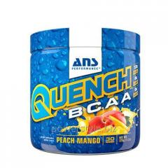Аминокислоты ANS Performance QUENCH BCAA Персик