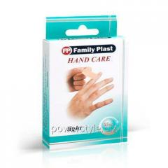 Набор бактерицидных пластырей FP Family Plast HAND