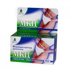 МКЦ очищенное таблетки №100